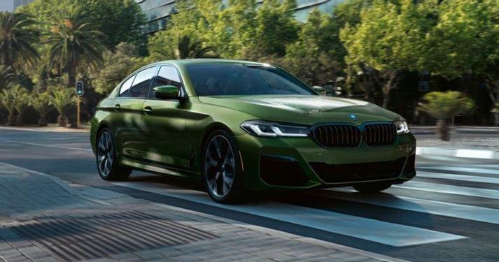 Fakta Tentang Mobil 2022 BMW M550i xDrive