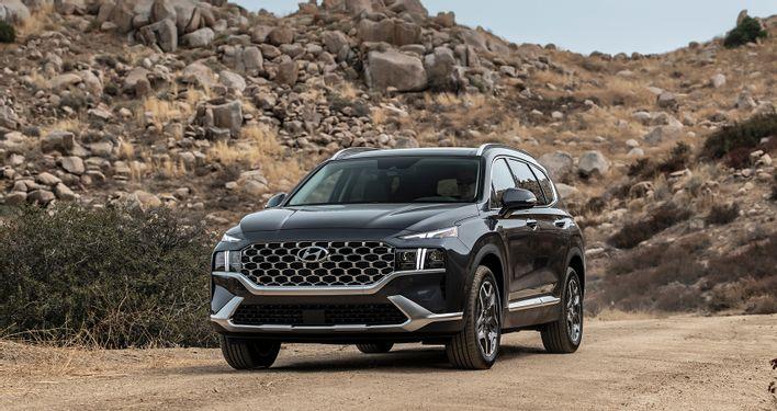Fakta Tentang Mobil 2022 Hyundai Santa Fe